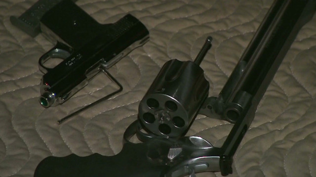 Calif. program tracks illegally owned guns