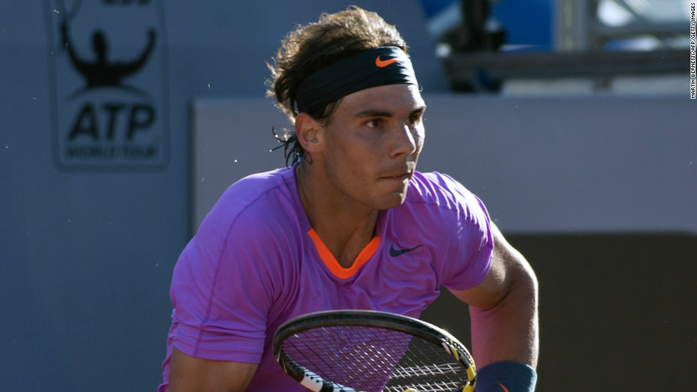 Eleven-time grand slam winner Rafael Nadal made a winning return to singles action on Wednesday, beating Argentine Federico Delbonis.