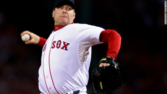 Curt Schilling was part of two world championship Boston Red Sox teams, in addition to one with the Arizona Diamondbacks.