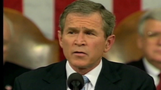 2002: Bush defines enemies