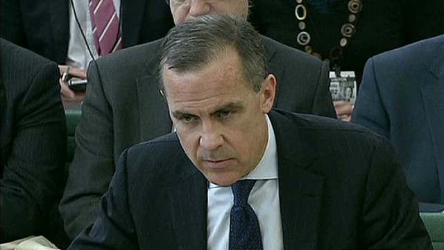 The next governor of the Bank of England