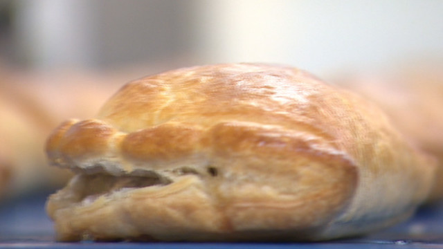 A milestone for British pasty?