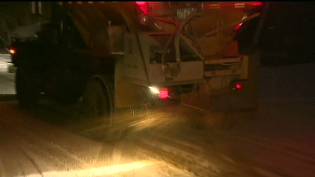 Massachusetts braces for winter storm