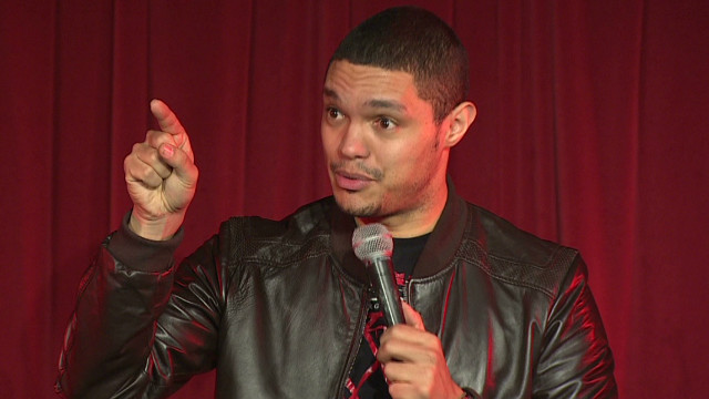 Trevor Noah: Humor is global