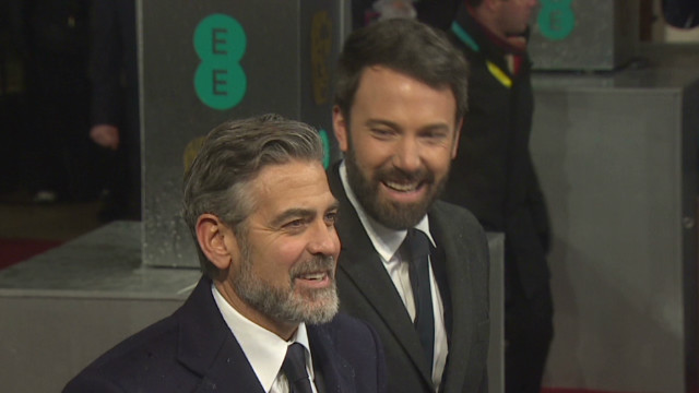 Stars shine at BAFTA Awards