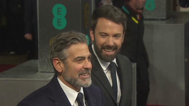 Stars shine at BAFTA Awards