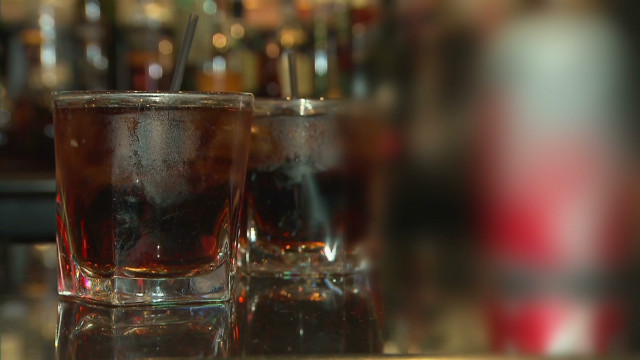 Diet soda and alcohol