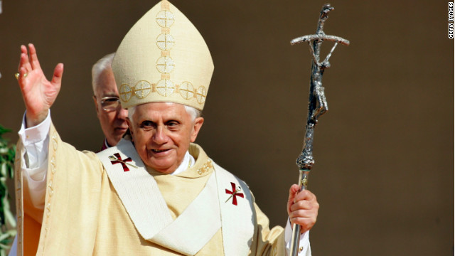 Pope Benedict's German roots