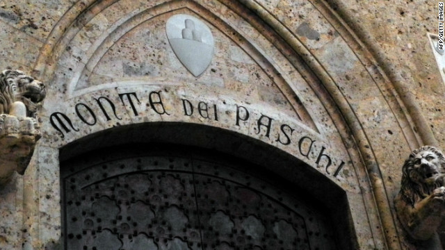 Monte dei Paschi di Siena is the world's oldest bank founded in 1472 and is Italy's third-largest lender.