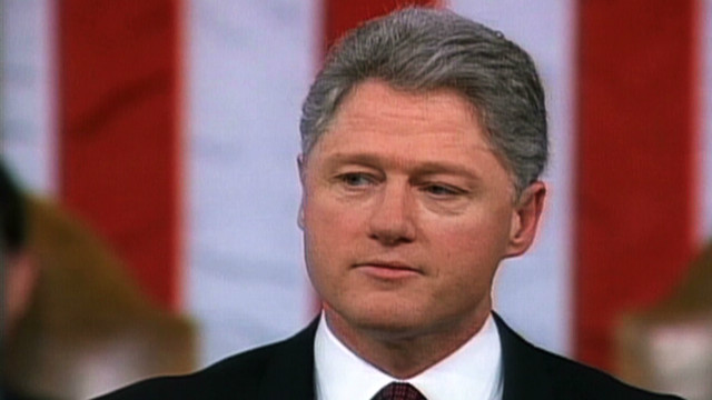 Clinton: 'Era of big government is over'
