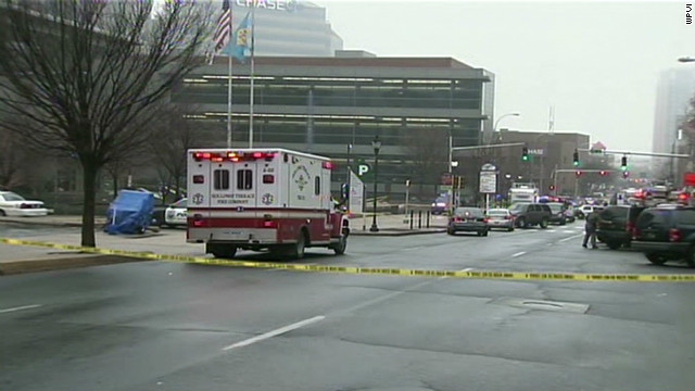 Witness: 'They're shooting'