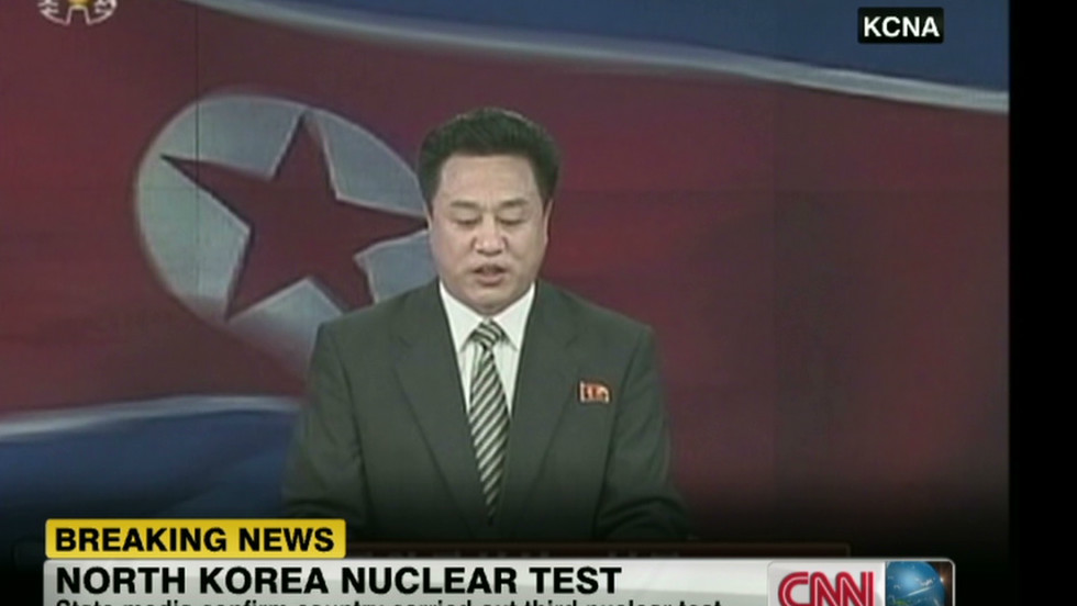 North Korea said Tuesday that it had conducted a new, more powerful underground nuclear test using more sophisticated technology.