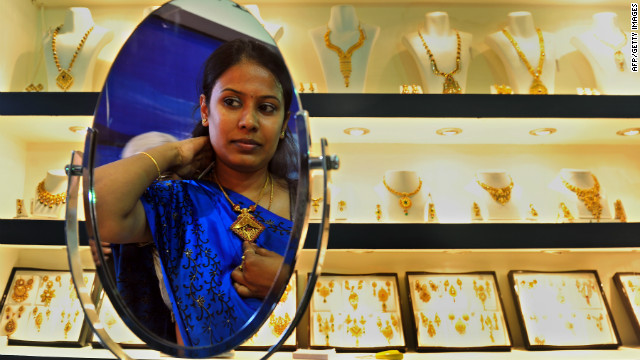 Curbing India's appetite for gold
