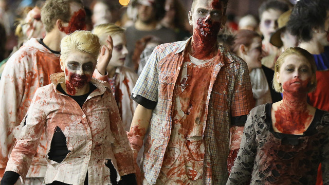 Hackers blast 'dead bodies rising' on TV