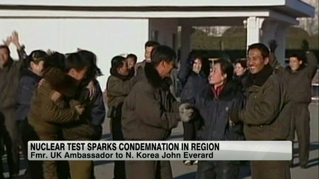 What North Koreans think about tests