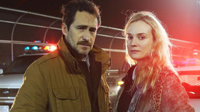 "Diane Kruger and Demian Bichir will star in FX's ""The Bridge."""