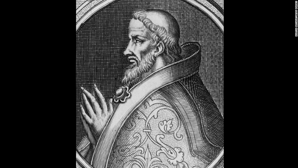 Pope Damasus II reigned for 24 days in 1048.