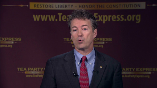 Rand Paul responds to State of the Union