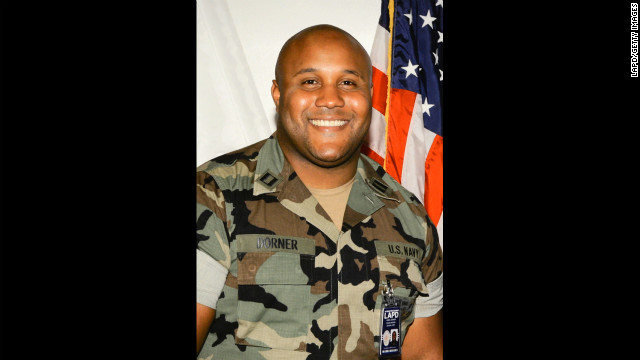 The manhunt ended in Christopher Dorner's death from a suspected self-inflicted gunshot wound.