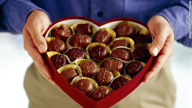 Life may be like a box of chocolates, but with food allergies, you need to know exactly what you're getting.