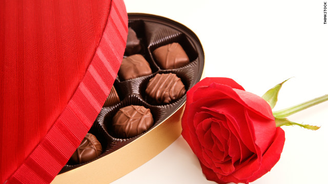 Consumers spend nearly $2 billion on flowers and $2 billon on candy each Valentine's Day.