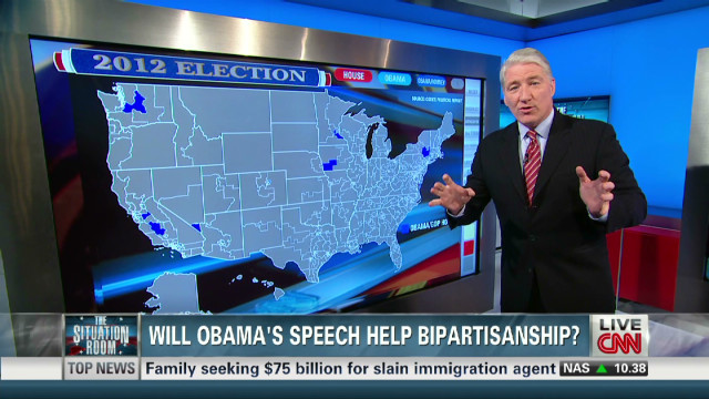 Will Obama's speech help bipartisanship?