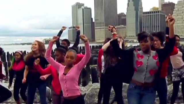 Dance to end violence against women