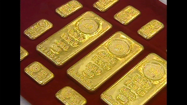 Gold craze makes India economy lackluster