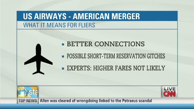 US Airways, American in 'super merger'