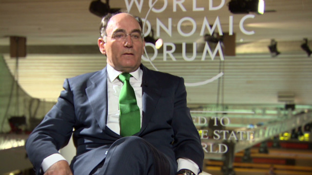 Energy CEO: Spain's economy improving