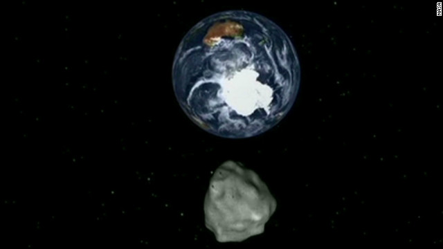 Bill Nye: Most asteroids are undetected