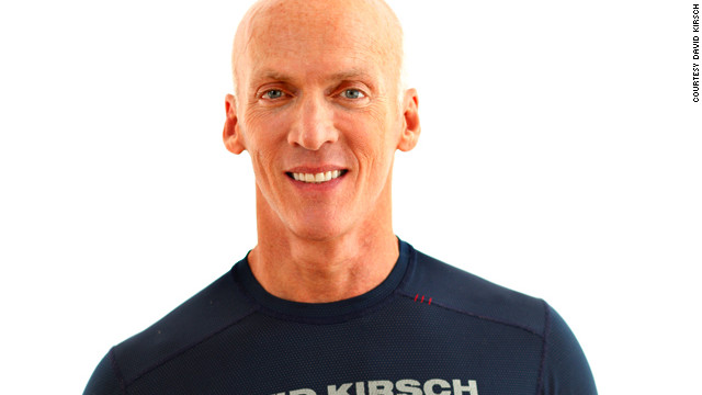 David Kirsch is a wellness expert and celebrity fitness trainer.