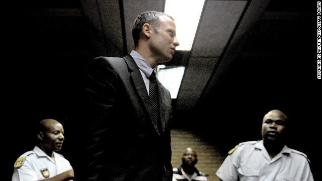 Murder or defense in Pistorius case?