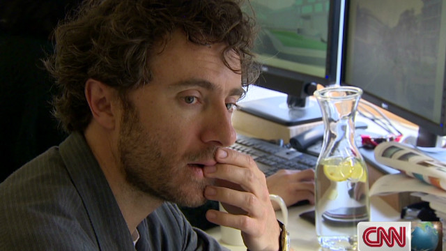 A look behind the scenes with Thomas Heatherwick in his London studio