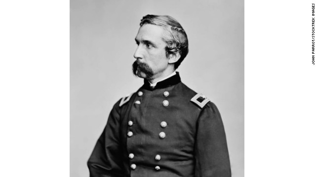King's hero, Union Gen. Joshua Lawrence Chamberlain, was instrumental in the North's decisive battlefield victory at Gettysburg.