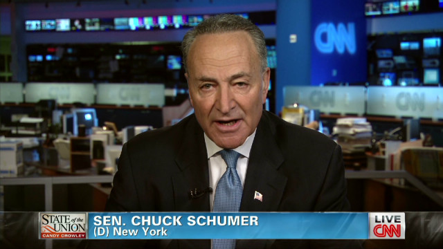 Schumer optimistic on immigration reform