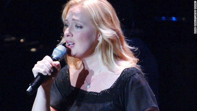 Singer Mindy McCready performs in 2006 in New York City.