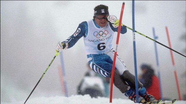Tomba: The greatest slalom skier ever?