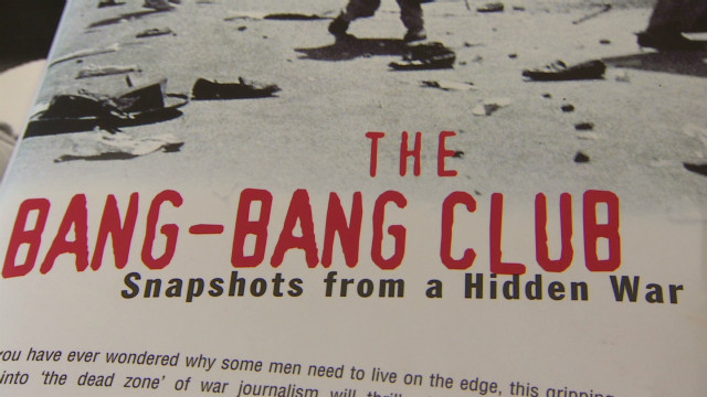 'Bang-Bang Club' on fear, legacy