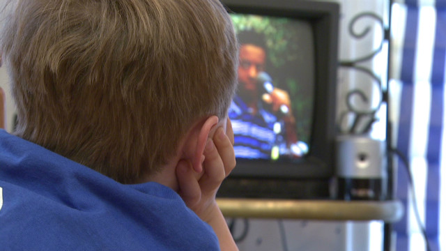 tv violence with kids More recent studies have confirmed that high exposure to television violence for  children and adolescents is also associated with higher levels.