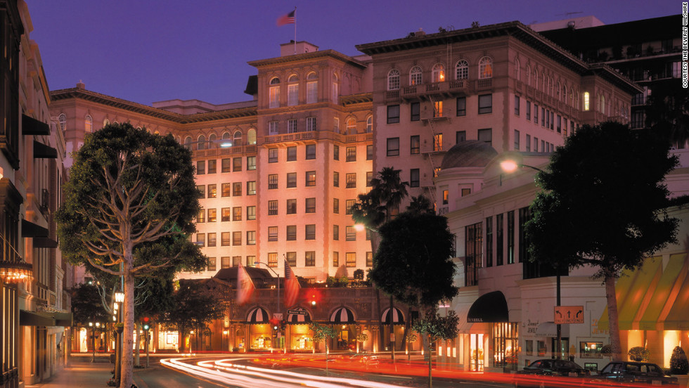 "The Beverly Wilshire is referred to by some Los Angeles locals as the ""Pretty Woman"" hotel for its role in the 1990 film starring Julia Roberts and Richard Gere."