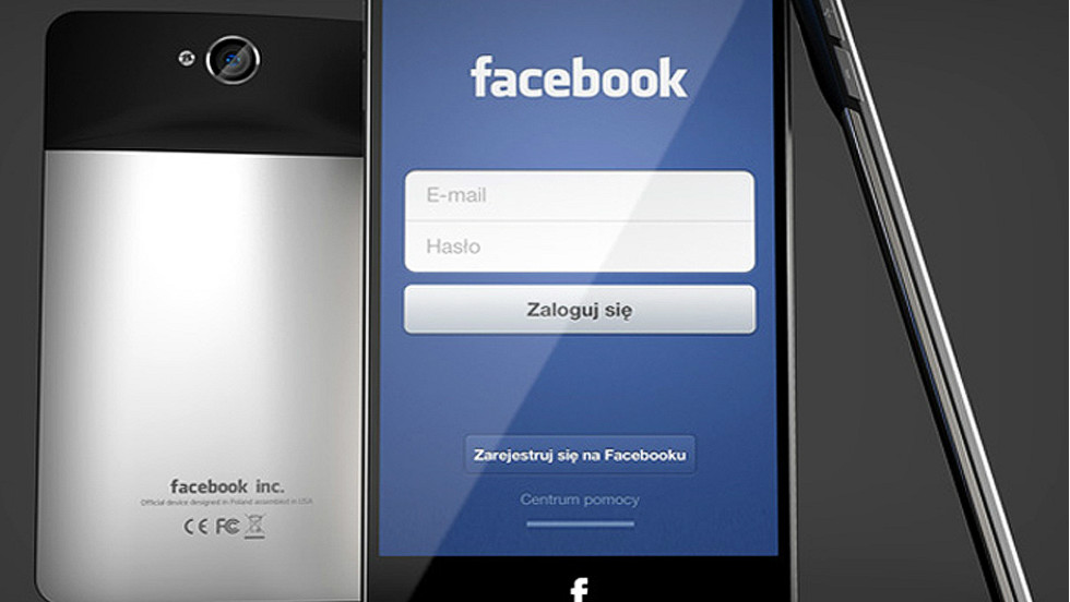 If Facebook made a phone this is what Polish industrial designer Michal Bonikowski thinks it should look like. It features a front and back camera, Facebook home button as well as a Facebook cloud storage service, that could offer up to 100GB of space.
