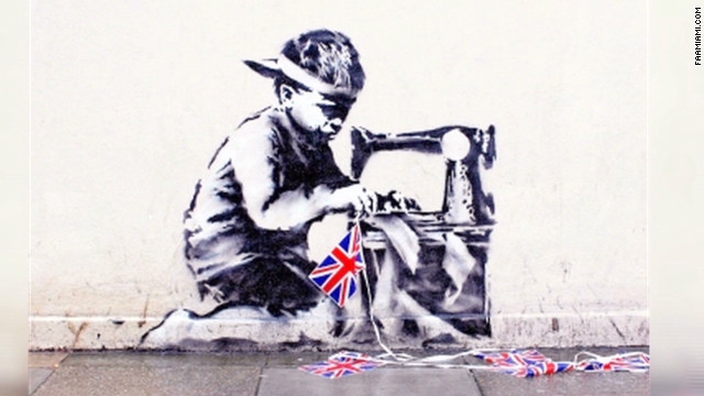 Missing Banksy mural found in Florida