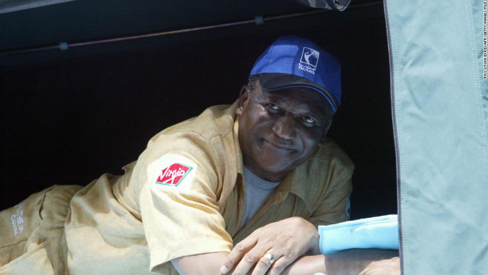Newton Jibunoh is a Nigerian explorer, environmentalist and historian who has traveled across the Sahara three times.