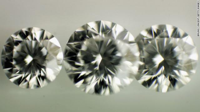 How thieves got $50M in diamonds