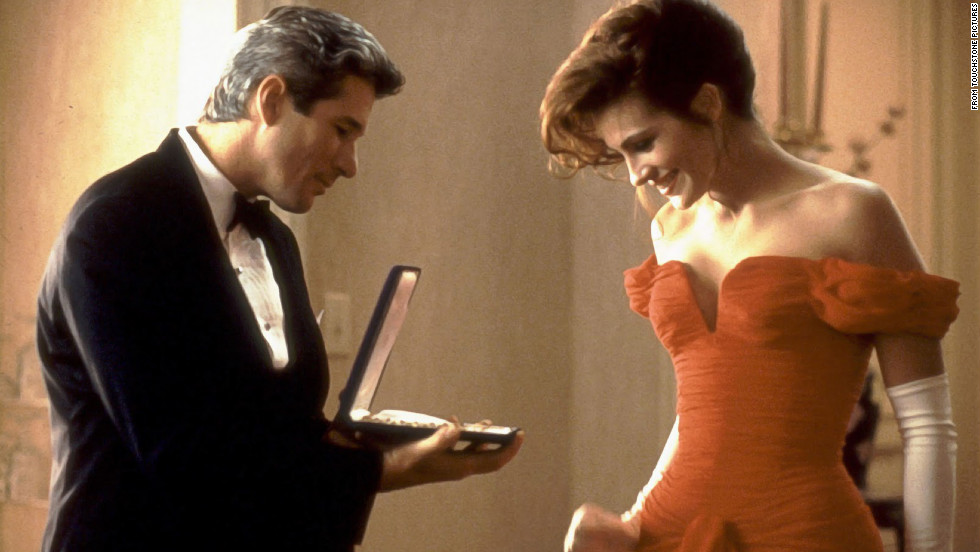 "We first saw the on-screen chemistry of Julia Roberts and Richard Gere when they co-starred in 1990's ""Pretty Woman."" Nine years later, the pair reunited for ""Runaway Bride."""
