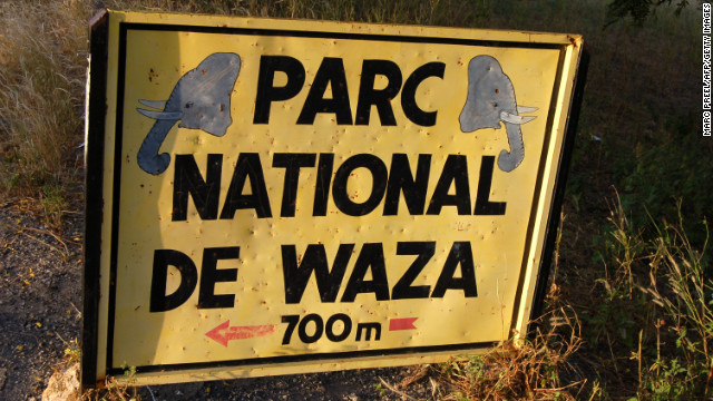 French tourists were kidnapped on Tuesday in Waza National Park in northern Cameroon.