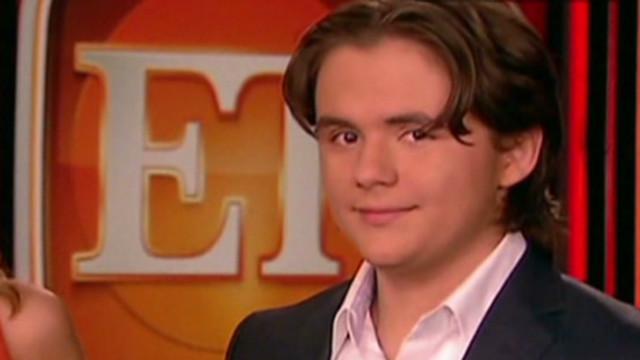 Michael Jackson's son makes TV debut