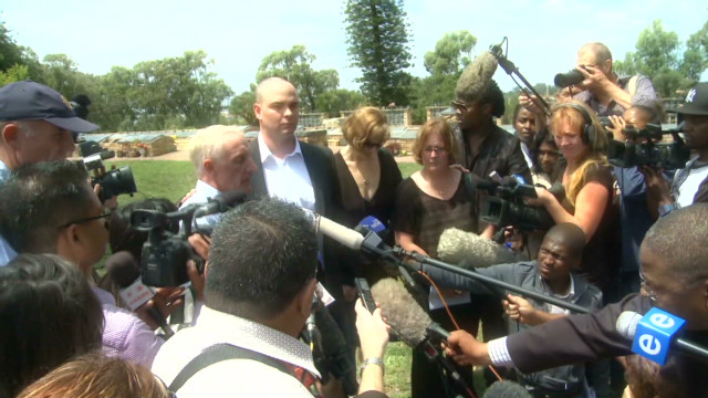 Reeva Steenkamp laid to rest