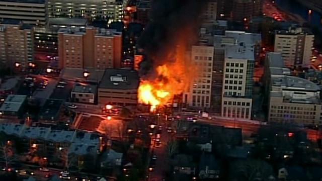 Massive blast rocks Kansas City